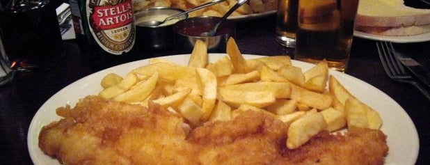 The Whale & Ale is one of Fish & Chips.