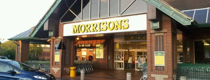 Morrisons Chesterfield is one of Locais curtidos por Carl.