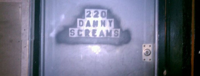 Danny Screams is one of NYC Show Venues.