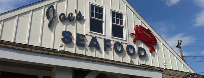 Joe's Seafood is one of Baltimore Of Interest.