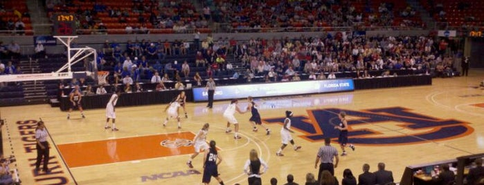 Auburn Arena is one of Experience Teams & Venues.