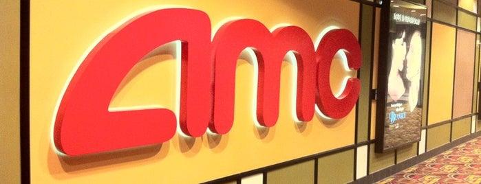 AMC Eden Prairie Mall 18 is one of Tempat yang Disukai Brianna.