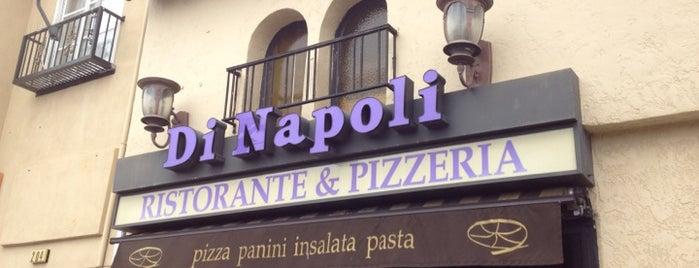Di Napoli Ristorante & Pizzeria is one of SF.