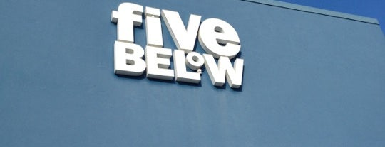 Five Below is one of Koriさんのお気に入りスポット.