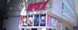"""Rexx Sineması is one of Ortak """"Zevk"""" Mekanları."""