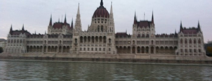 Parlament is one of Must Do's in Budapest.