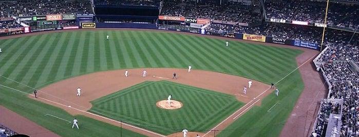 Yankee Stadium is one of Best Stadiums.