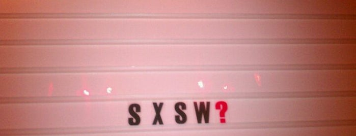 Barcelona is one of Austin x SXSW.
