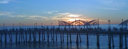Redondo Beach Pier is one of California Favorites.