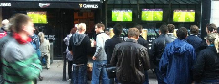 Sinnotts Bar is one of Top Dublin pubs.