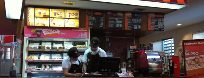 Dunkin' Donuts is one of alrededores UDP.
