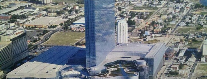 Revel is one of Atlantic City Casinos.