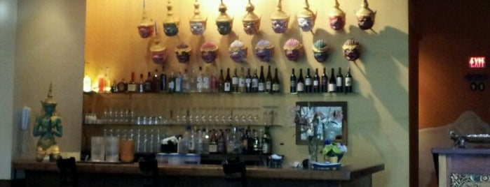 Sen-Thai Asian Bistro is one of SND STL Locations & Tips.