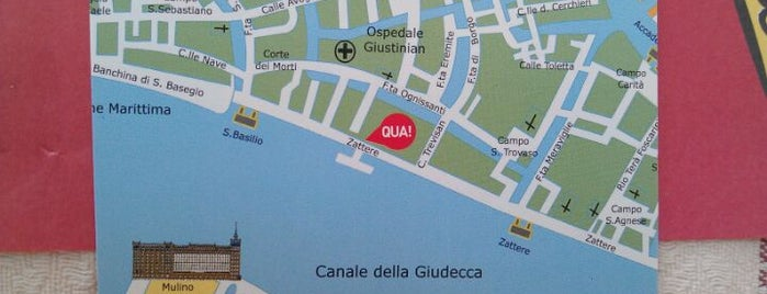Ae Oche is one of Venice.
