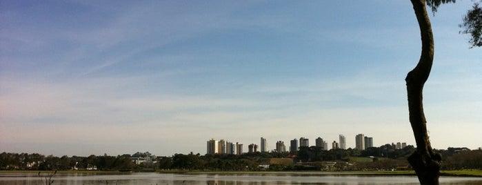 Parque Barigui is one of Descobrindo Curitiba.