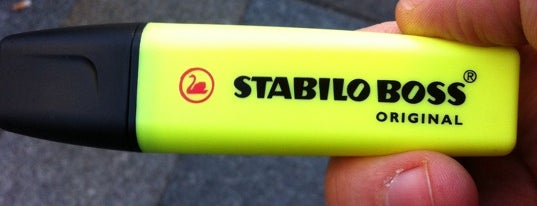 Stabilo Flagship Store is one of Gespeicherte Orte von Sureena.
