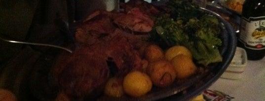 Lellis Trattoria is one of Minha experiência gastronômica.