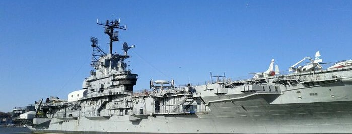 Intrepid Sea, Air & Space Museum is one of Best Museums In New York City.