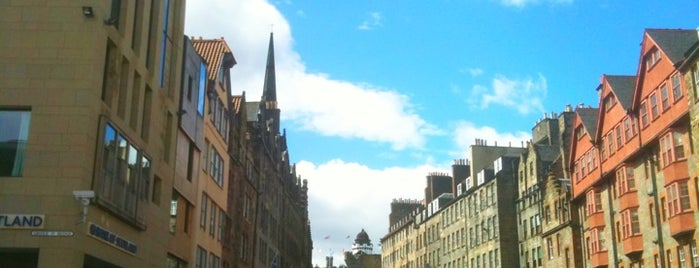 The Royal Mile is one of Must visit Edinburgh Attractions.