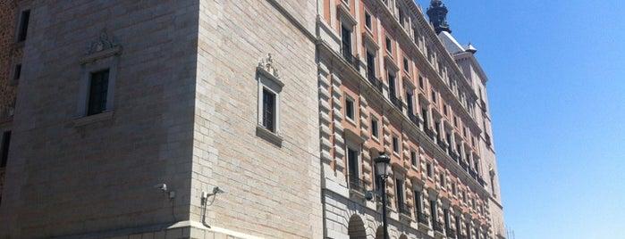 Biblioteca de Castilla-La Mancha is one of ESP.
