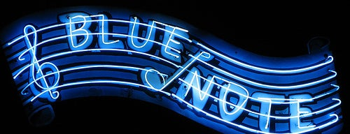 The Blue Note is one of Places to Eat in OKC.