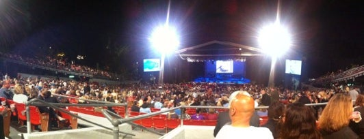 The Greek Theatre is one of Best Live Music Venues.