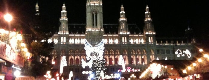Wiener Christkindlmarkt is one of 'Tis the Season: Christmas Markets.