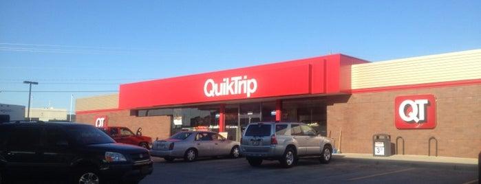 QuikTrip is one of Lugares favoritos de Ileana LEE.