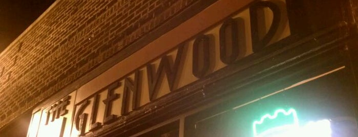 The Glenwood is one of Best pre-theater and post-show food/drink spots.