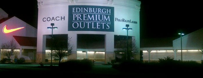 Indiana Premium Outlets is one of Jamiさんのお気に入りスポット.