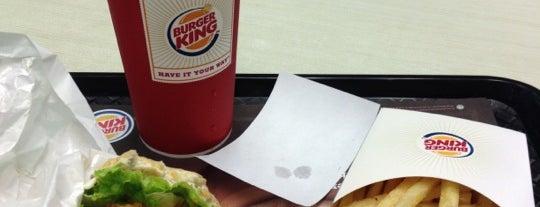 Burger King is one of สถานที่ที่ Yohan Gabriel ถูกใจ.