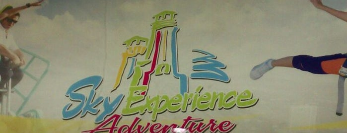 Sky Experience Adventure is one of Cebu.
