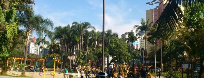 Parque Regional Prefeito Celso Daniel is one of Bares/Cafés, Restaurantes, Baladas São Paulo e ABC.