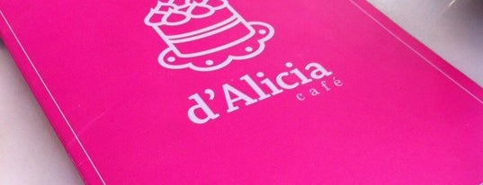 D'Alicia is one of Испания.
