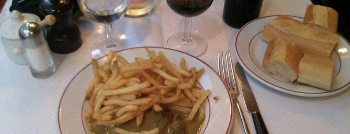 Le Relais de Venise – L'Entrecôte is one of Paris Restaurants.