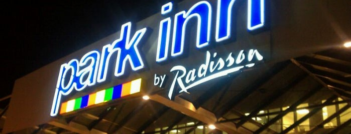Park Inn by Radisson Berlin Alexanderplatz is one of The #AmazingRace 22 map.