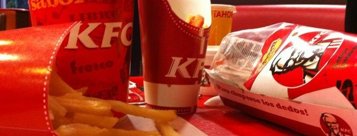 Kentucky Fried Chicken KFC is one of Lieux qui ont plu à Ilse.