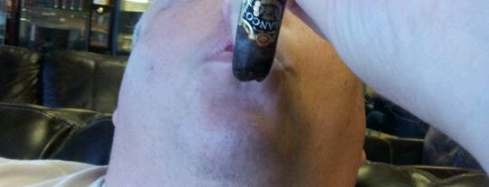 Tampa Humidor is one of Cigar Friendly Tampa Bay.