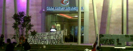 Gran Casino Los Ángeles is one of Casinos de Juego en Chile.