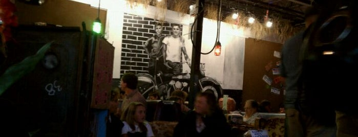"Donnie Mac's Trailer Park Cuisine is one of ""Diners, Drive-Ins & Dives"" (Part 1, AL - KS)."