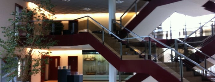 Creative Campus is one of Verassend Almere.
