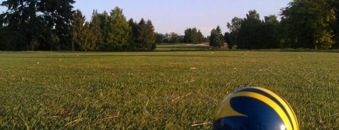 University of Michigan Golf Course is one of Ann Arbor.