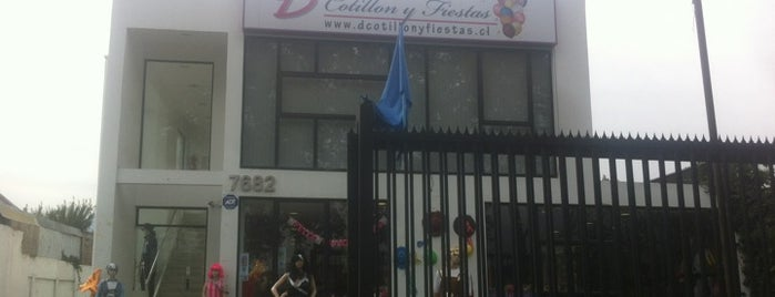 D Cotillón y Fiestas is one of cotillon para eventos y fiestas tematicas.