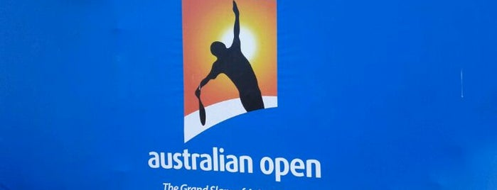 Australian Open is one of Grand Slam.