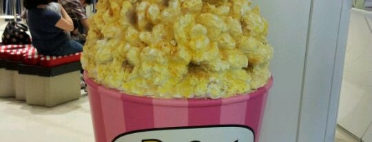 PopCorn is one of Lieux sauvegardés par Edward.