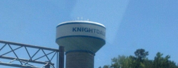 Knightdale, NC is one of NC Cities.