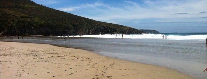 Praia de Valcovo is one of Playas de España: Galicia.