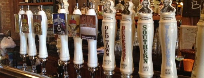Natty Greene's Pub & Brewing is one of Raleigh's best Irish Pubs.