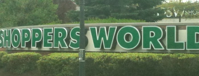 Shoppers World is one of Awesome Metrowest.