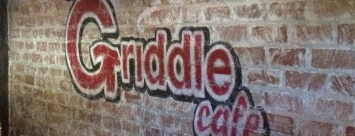 The Griddle Cafe is one of LA List.